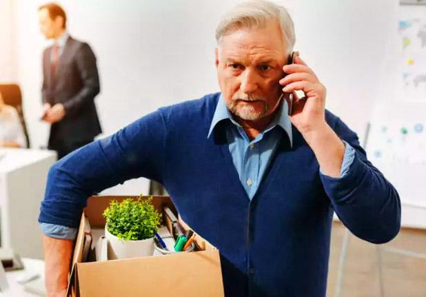 Увольнение пенсионеров из-за штатного сокращения