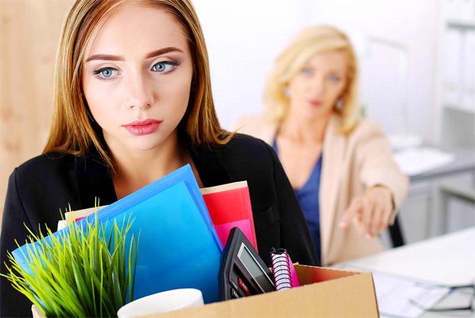 Увольнение за недоверие к работнику статья