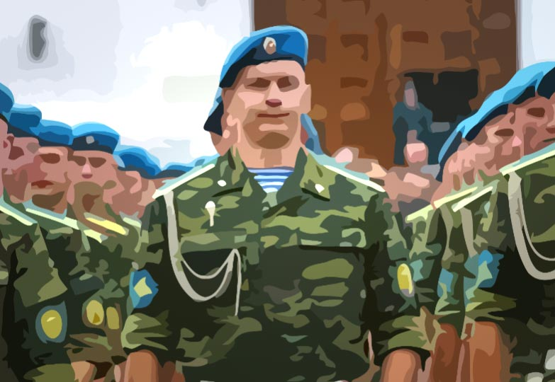 Во сколько военные уходят на пенсию в россии