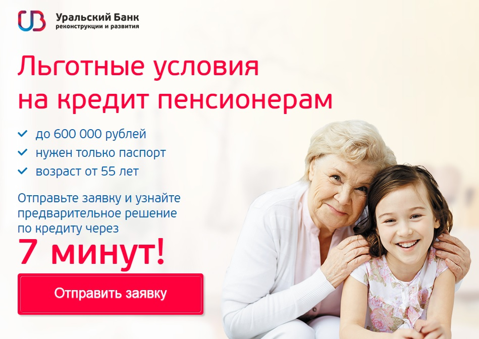 Заявка на кредит наличными пенсионерам по паспорту заявка на кредит втб образец