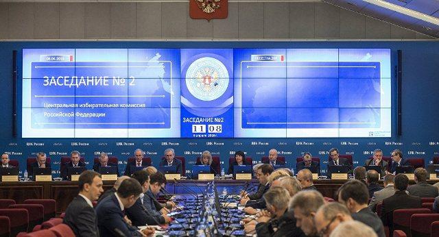 Центризбирком одобрил формулировки вопросов для референдума
