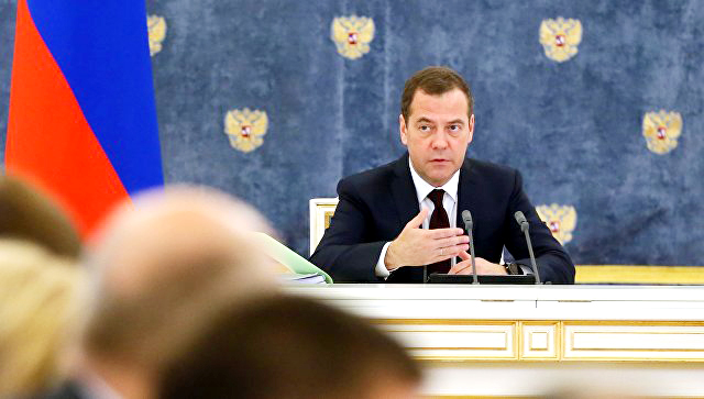 Дмитрий Медведев / Фото: РИА Новости