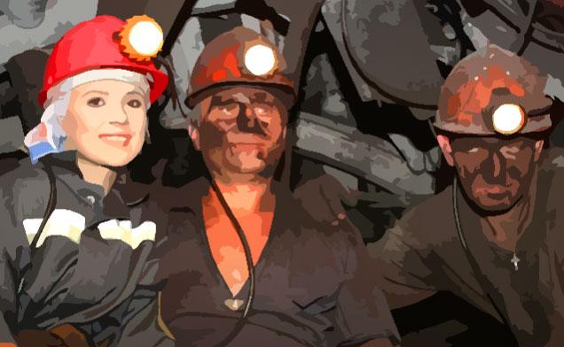 Перерасчет пенсии шахтерам в октябре 2018 года