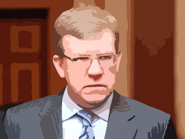 Глава Счетной палаты Алексей Кудрин © Иллюстрация Пенсиолог.ру