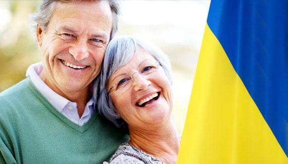 Новое для пенсионеров переселенцев в Украине