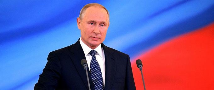 Президент России Владимир Путин повысил пенсии военным