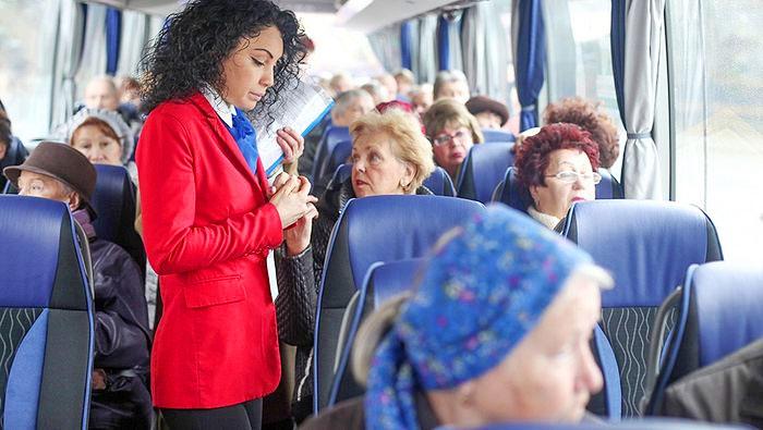 Льготы пенсионерам на проезд в автобусах