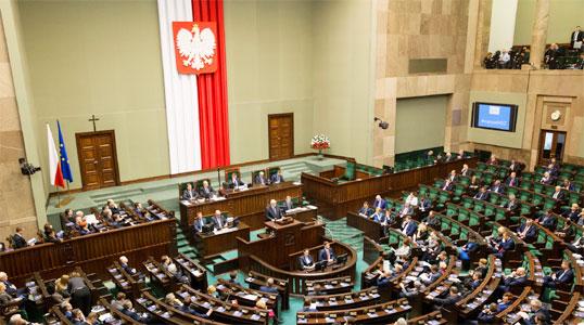 В Польше приняли закон о декоммунизации названий