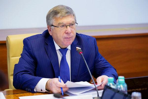 Валерий Владимирович Рязанский