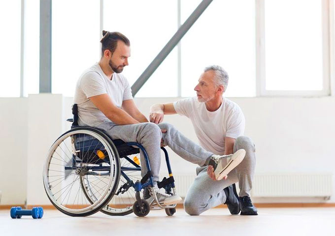 Инвалиду 2 группы прибавили пенсию 1 апреля