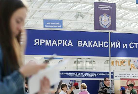 Анализ рынка труда в Российской Федерации 2019