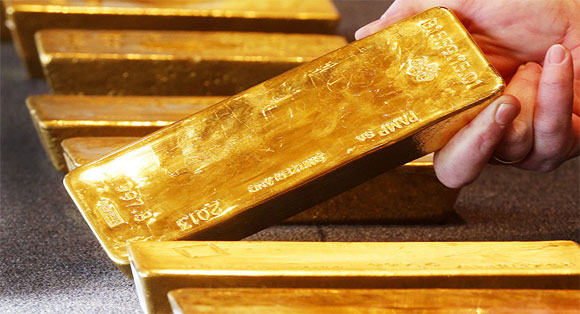 Создан самый тонкий в мире золотой лист
