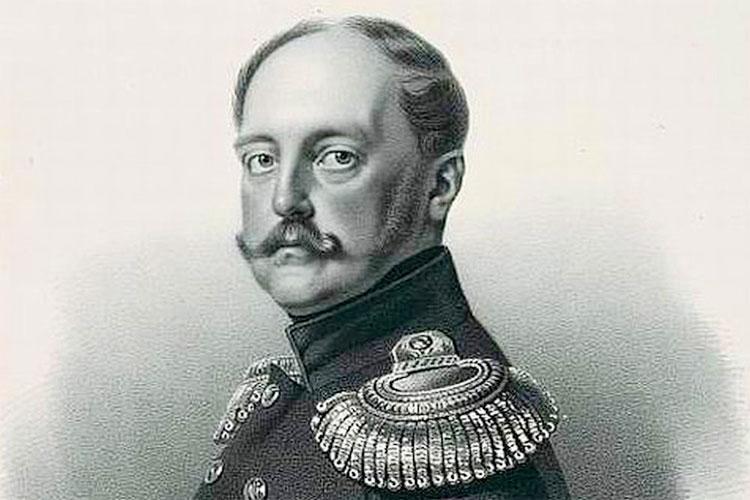 Николай I Павлович — император с 14 декабря 1825 года