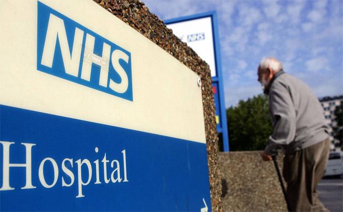 Национальная служба здравоохранения (NHS) Великобритании