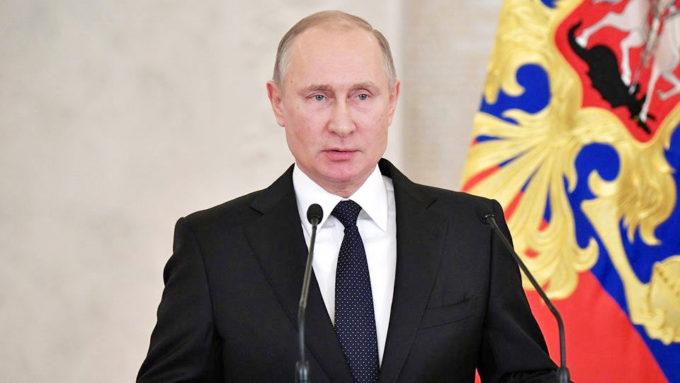 Владимир Путин / Фото: © kremlin