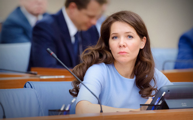 Анастасия Ракова (Фото: Денис Гришкин / РИА Новости)